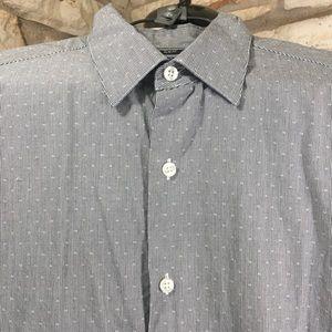 Liz Claiborne Slim Fit Button Down Shirt